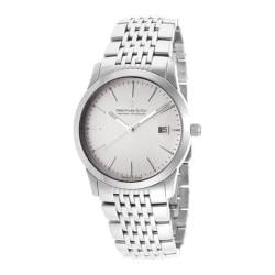 Women's Dreyfuss DREYFUSS-DGB00004-06 Silver Polished Stainless Steel/Silver