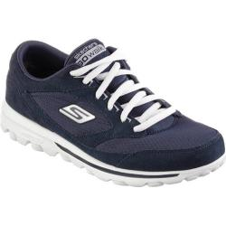 Women's Skechers GOwalk Dash Navy/White