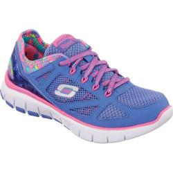 Women's Skechers Relaxed Fit Skech-Flex Ultimate Reality Purple/Pink
