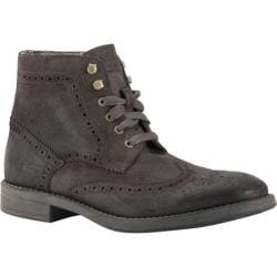 Men's Marc New York by Andrew Marc Vanderbilt Mid Dark Brown/Black Suede