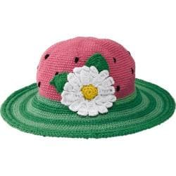 Girls' San Diego Hat Company Watermelon Brim Hat DL2337 Watermelon