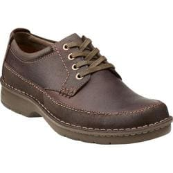 Men's Clarks Seeley Pace Brown Leather