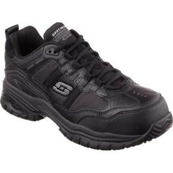 Men's Skechers Work Relaxed Fit Soft Stride Grinnell Comp Black