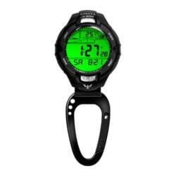 Dakota Watches UV/Temp Sensor Clip Black