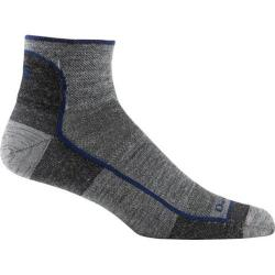 Men's Darn Tough Vermont 1/4 Mesh Sock 1715 (2 Pairs) Charcoal