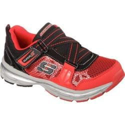Boys' Skechers Prompt Impel Black/Red