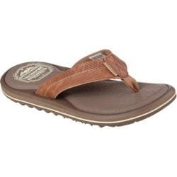 Men's Skechers Relaxed Fit Tantric Zarlin Light Brown