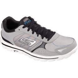 Men's Skechers GOwalk 2 Flash DNA Gray/Black