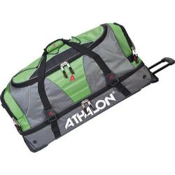 Athalon 32-inch Grass Green Drop Bottom Equipment Duffel Bag