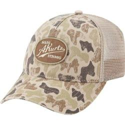 Men's A Kurtz Marsh Trucker Khaki