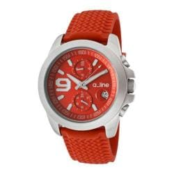 Women's a line 80011-05 Red Textured Silicone/Red