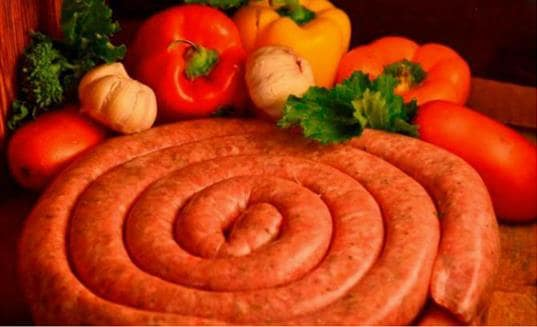Old World Organic Antibiotic-free All Natural Fresh Rope Chicken Sausage (Local Delivery)