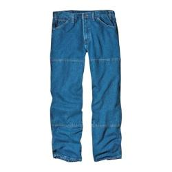 Men's Dickies Relaxed Fit Workhorse Jean 36in Inseam Stone Wash Blue