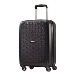 American Tourister by Samsonite Duralite 360 20in Expandable Spinner Black