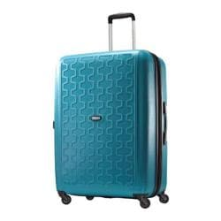 American Tourister by Samsonite Duralite 360 Seaport Blue 28-inch Spinner Suitcase