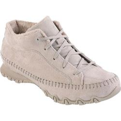 Women's Skechers Relaxed Fit Bikers Totem Pole Natural