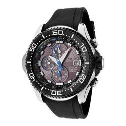 Men's Citizen BJ2115 Black Rubber/Black