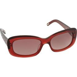 Fendi FS5131-615-135 Red Plastic/Burgundy