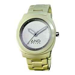 AND Watch Epicurus.tsi Cream/Silver