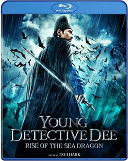 Young Detective Dee: Rise of the Sea Dragon (Blu-ray Disc) 12138805