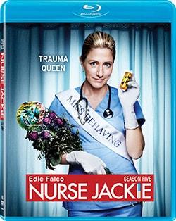 Nurse Jackie: Season 5 (Blu-ray Disc) 12143657
