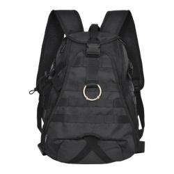 Everest Black Technical Hydration Sling Backpack