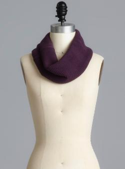Bellissima Knit Tube Scarf