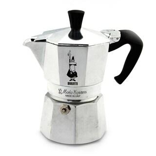Bialetti Moka Express 1-Cup Stovetop Percolator/Espresso Maker