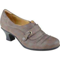 Women's Earth Whirlwind Charcoal Brown Waxy Buck