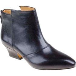Women's Earthies Del Rey Black Soft Calf