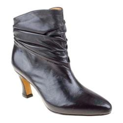 Women's Earthies Montebello Black Silky
