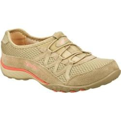 Women's Skechers Relaxed Fit Breathe Easy Relaxation Taupe