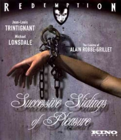 Successive Slidings of Pleasure (Blu-ray Disc) 12192806