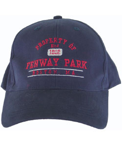 Property of Fenway Park Baseball Cap
