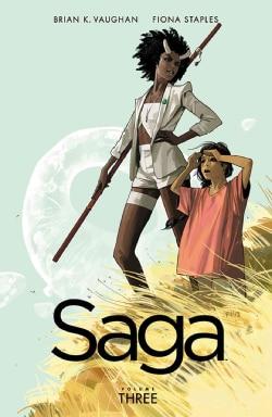 Saga 3 (Paperback) 12212473