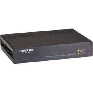 Black Box VideoPlex4 4K Video Wall Controller
