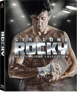 Rocky Heavyweight Collection (Blu-ray Disc) 12244753