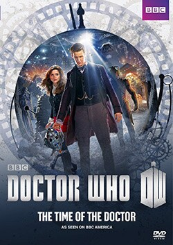 Doctor Who: The Time of the Doctor (DVD) 12248446