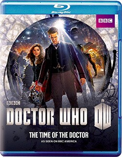 Doctor Who: The Time of the Doctor (Blu-ray Disc) 12248453
