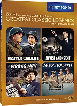 TCM Greatest Classic Films: Legends - Henry Fonda (DVD) 12248478