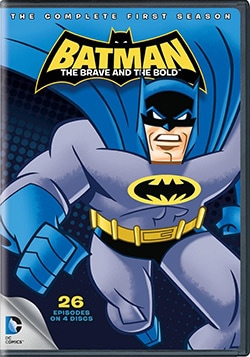 Batman: The Brave and the Bold - The Complete First Season (DVD) 12280456