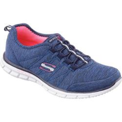 Women's Skechers Glider Electricity Navy
