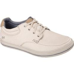 Men's Skechers Relaxed Fit Define Soden Off White
