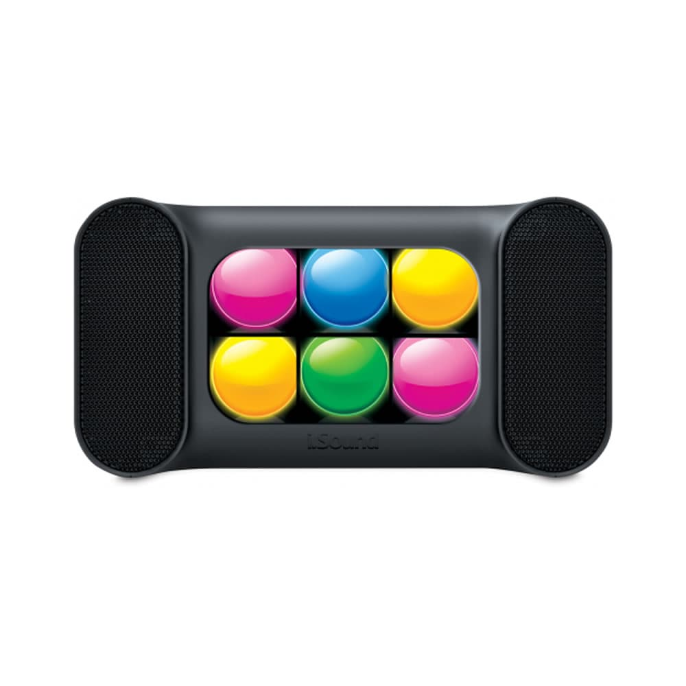 iSound iGlow Dancing Light Mini Bluetooth Speaker