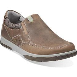 Men's Clarks Wave.Camp Easy Olive Oily Nubuck