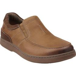 Men's Clarks Salton Step Tan Leather