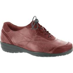 Women's Durea Sammi Red Leather