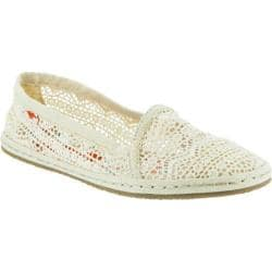 Women's Rocket Dog Wavey Natural Lima Crochet