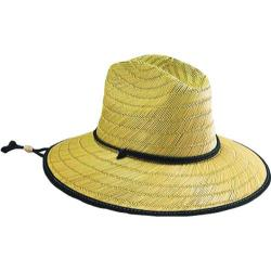 Men's San Diego Hat Company Lifeguard Hat RSM542 Natural