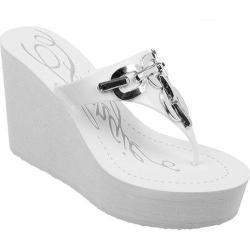 Women's Fergie Footwear Easter White Synthetic